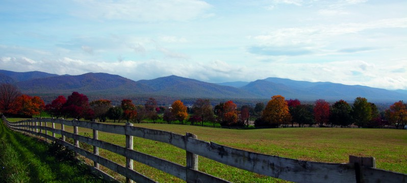 Fall in the Shenandoah Valley