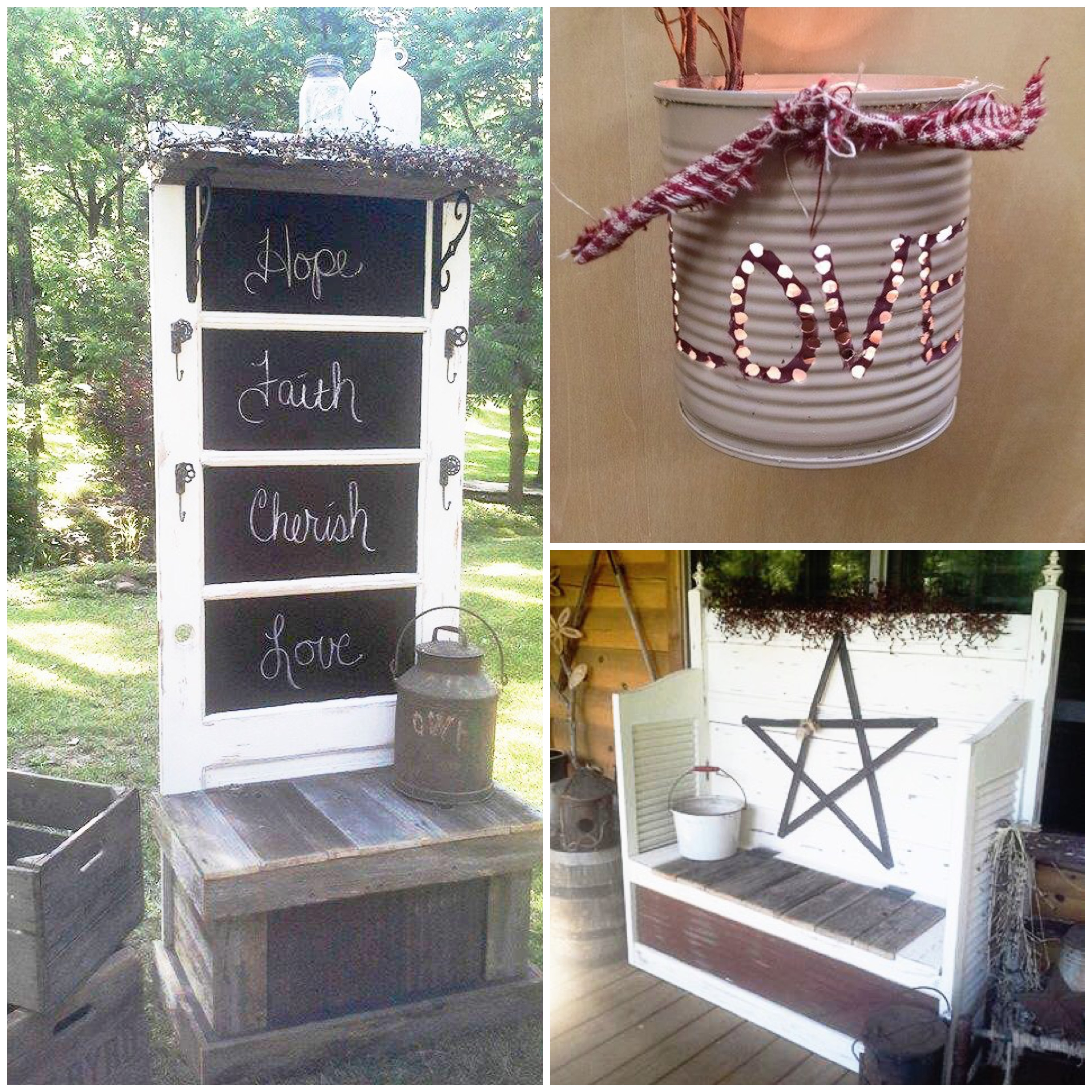 Upcycled Finds