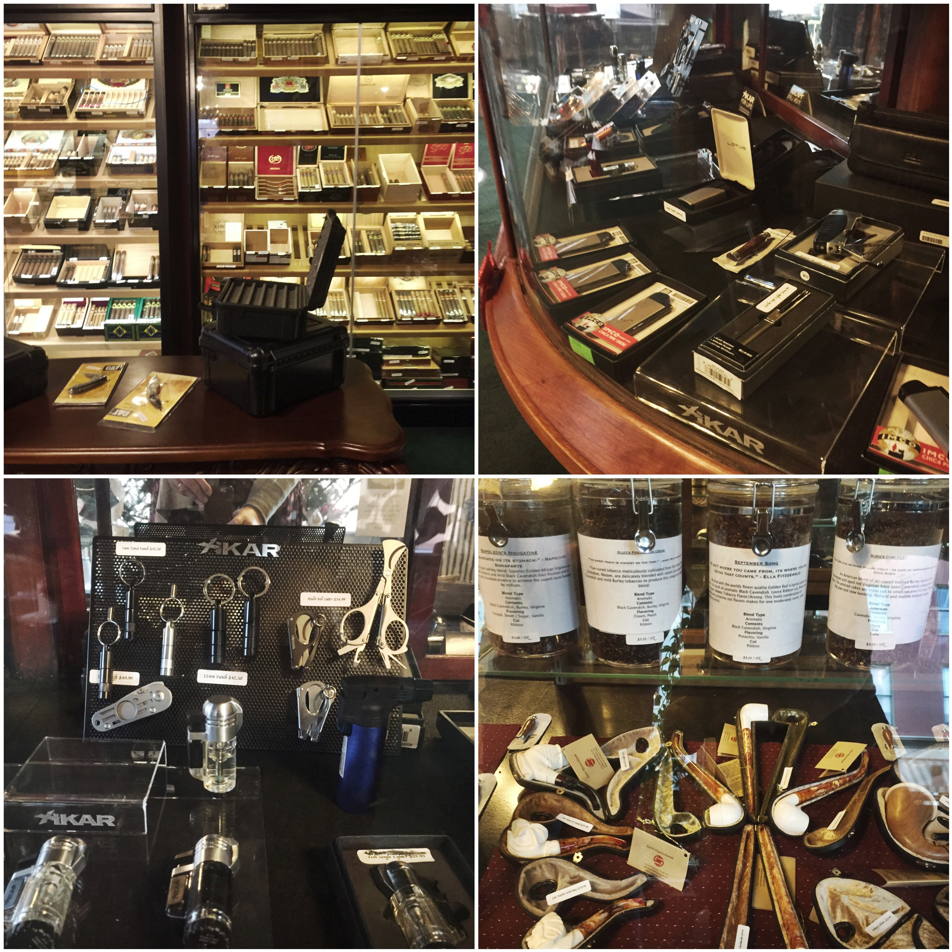 The Beverley Cigar Store