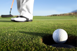 Outdoor Recreation - Golfing in the Shenandoah Valley of Virginia