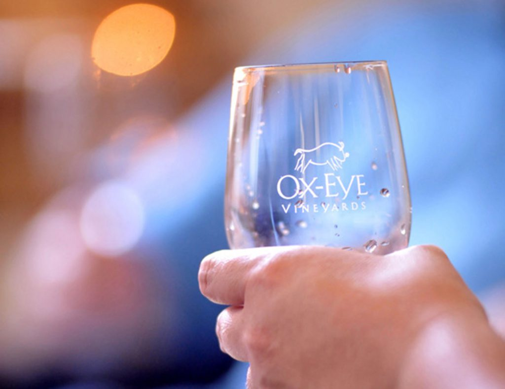 OxEye Vineyard Tasting Room in Downtown Staunton