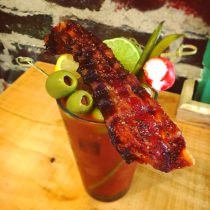 Table 44 loaded Bloody Mary